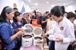 Nong Khai YL sampling rice