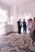 White Temple Wat Rong Khun - design