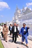 White Temple Wat Rong Khun visit