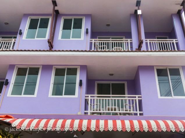atm apartment front view