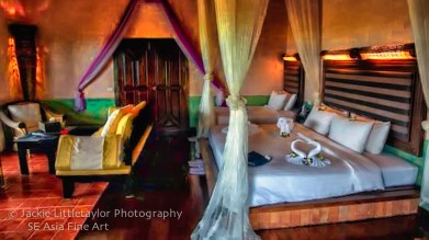 bed Mangosteen Spa and resort