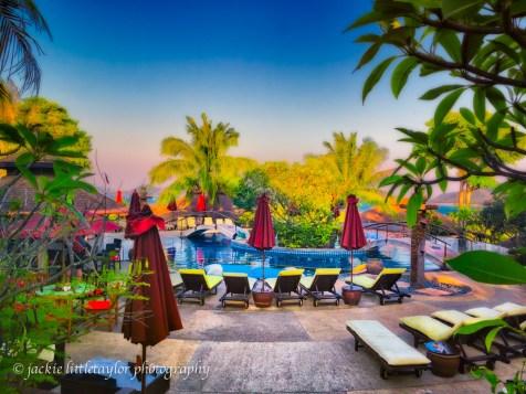 pool magosteen resort impression