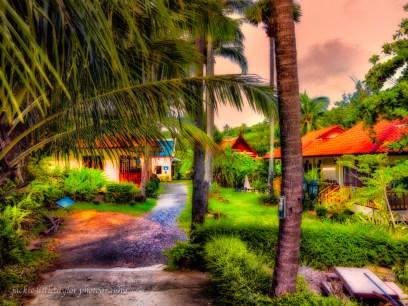 resort cottages Ya Nui Beach