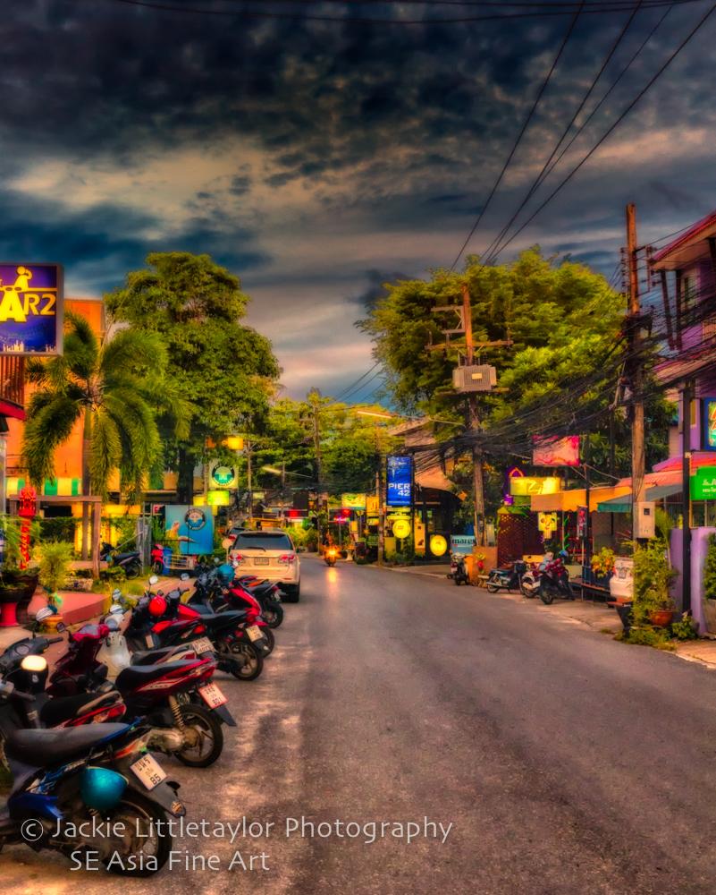 nightlife Chalong Phuket Thailand