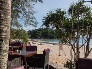 View from Restaurant Beach