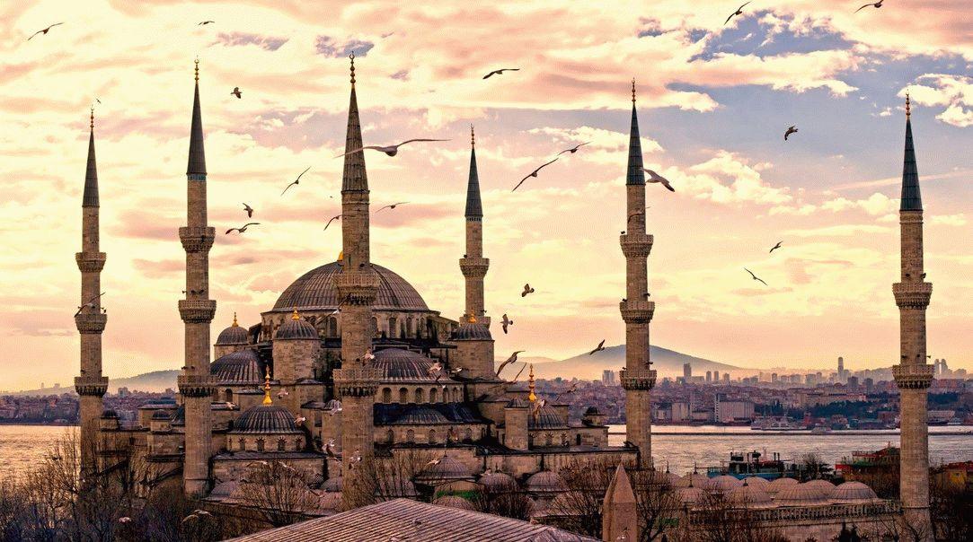 Стамбул в декабре!