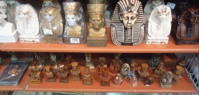 СУВЕНИРЫ египта