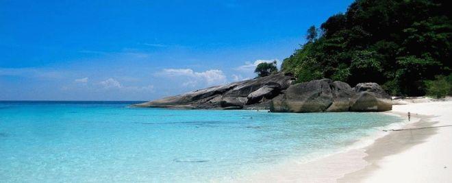 Адамантское море таиланд