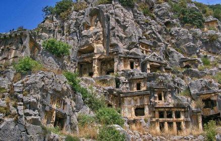 Демре-Мира (Турция)
