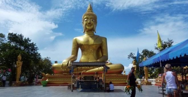 комплекса у Большого Будды
