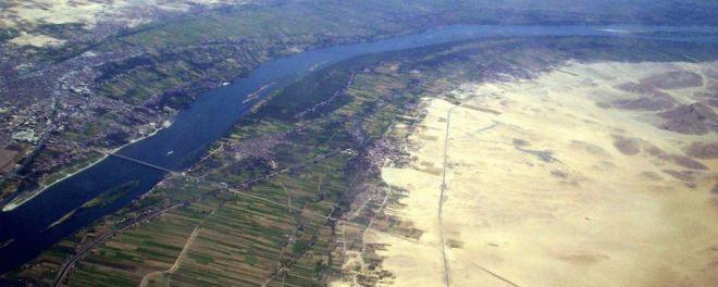 Нил Египет