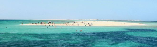Остров Тобия Египет