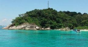 Симиланские острова - Koh Similan