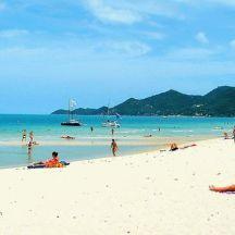 Пляж Чавенг (Самуи)
