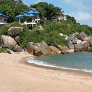 Пляж Корал Ков (Самуи)2