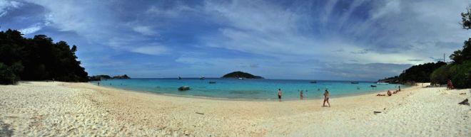 Симиланские острова - пляжи