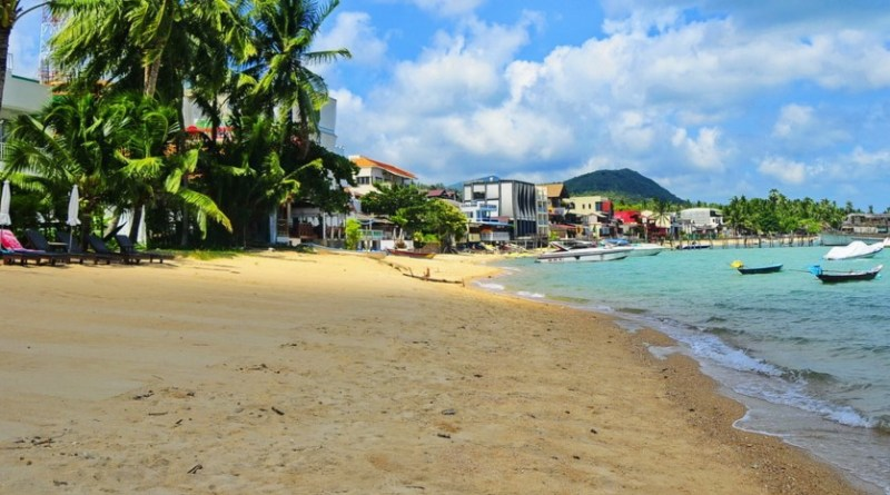 Bo Phut Beach - Самуи