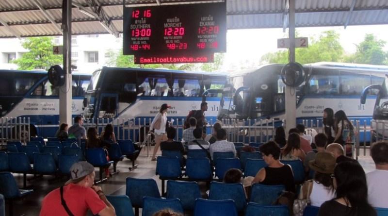 Как добраться из Паттайи в Бангкок