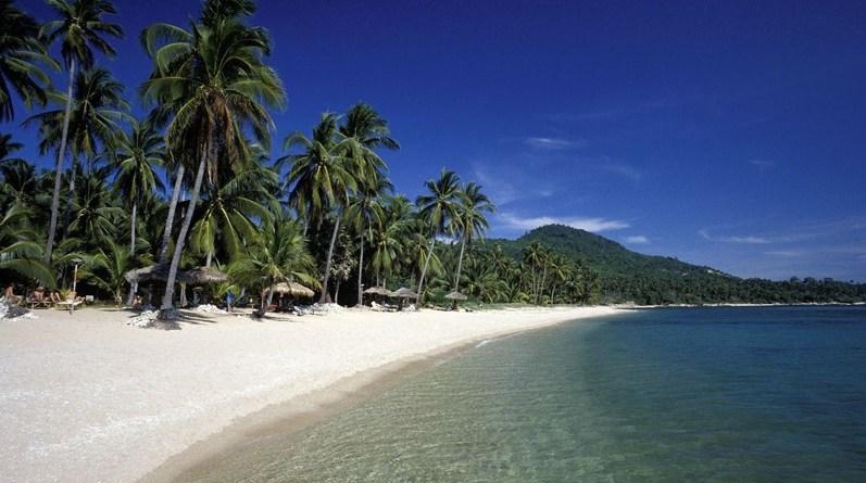 Taling Ngam Beach - Самуи