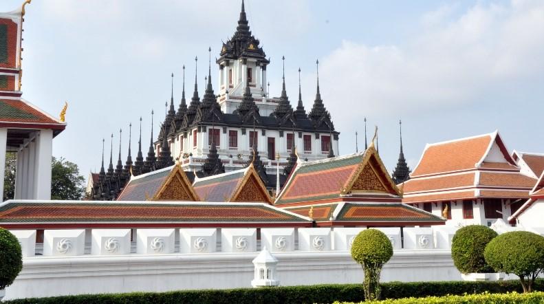 Ват Ратчанадда - бангкок