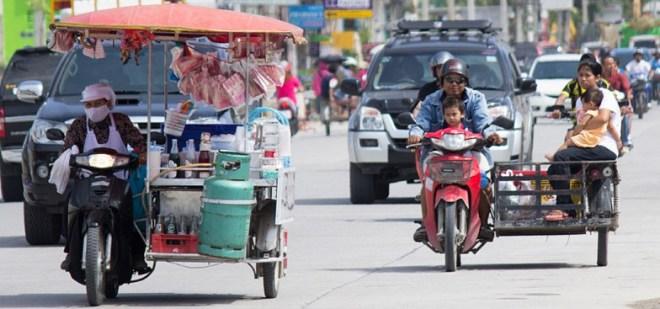 Макашницы в Тайланде, Пхукете