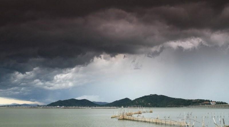 Дождь в Тайланде