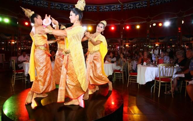 Театр-ресторан Палаццо на Пхукете