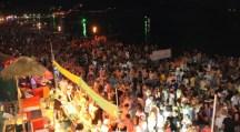 Full Moon Party - остров Панган