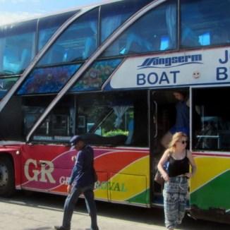 На автобусе до Самуи