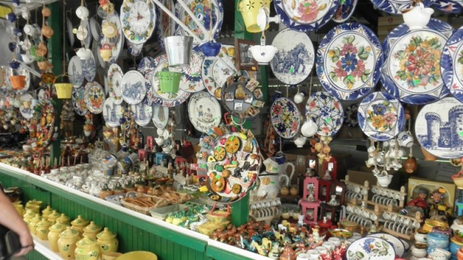 Цены на сувениры в Испании