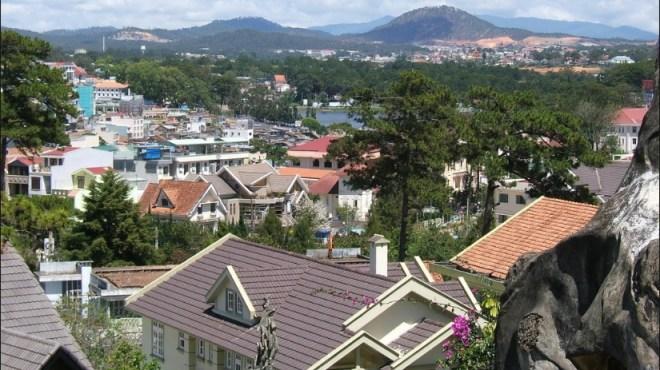 Далат - Вьетнам