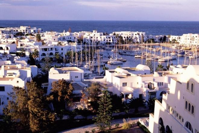 Тунис - Сусс