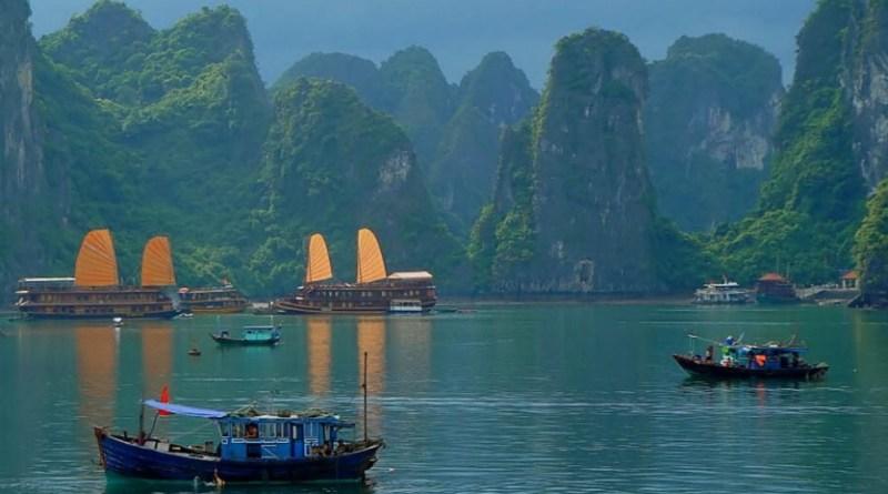 Какое море во Вьетнаме