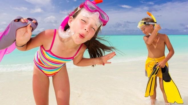 Где лучше отдыхать в Греции с детьми до 17 лет