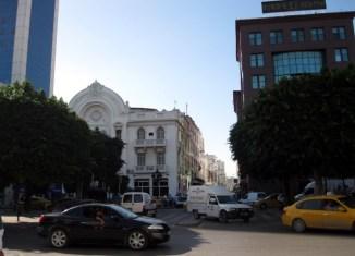 авеню Хабиба Бургибы - Тунис2