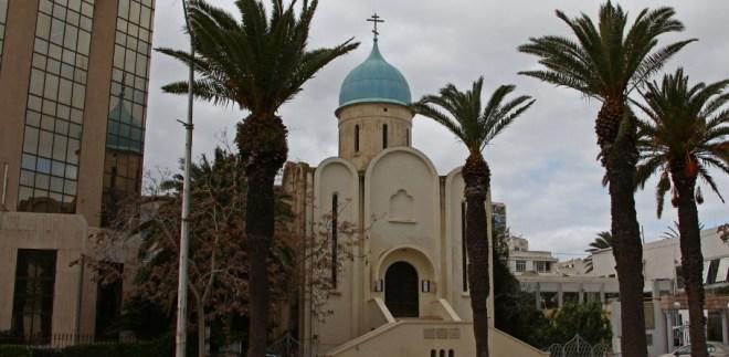 храм Рождества Христова - Тунис