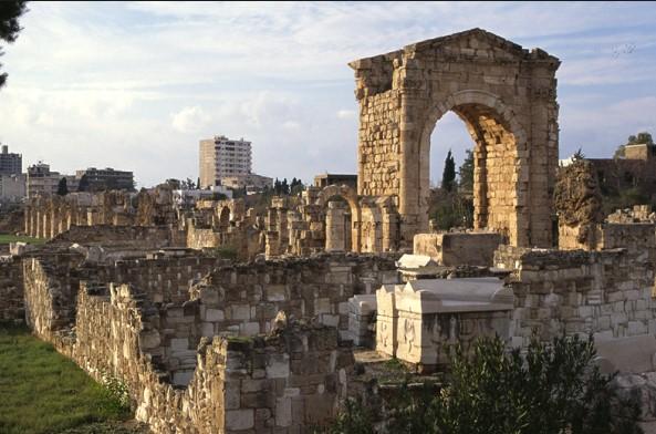 цивилизацию финикийской колонии Утика