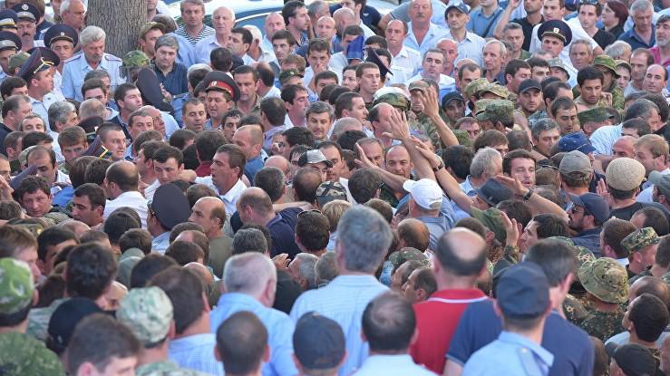Что происходит в Абхазии сейчас 2016