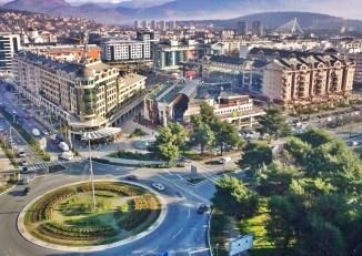 Город Подгорица - Черногория
