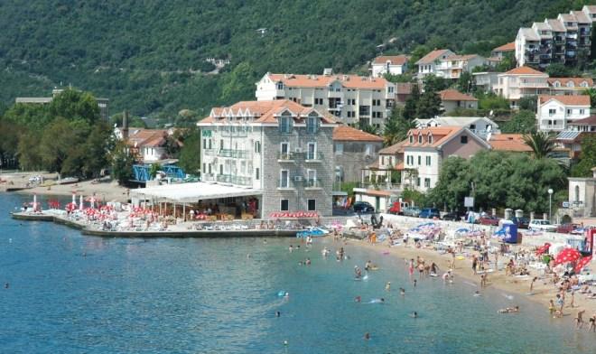 Курорт Герцег-Нови в Черногории
