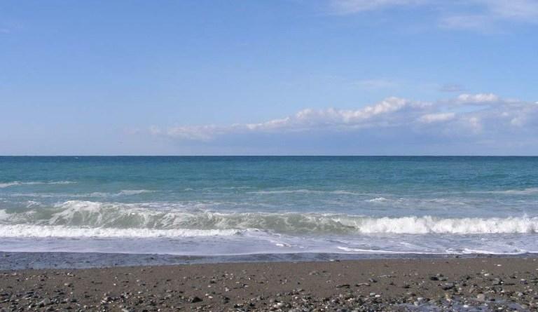 Какое море в Абхазии