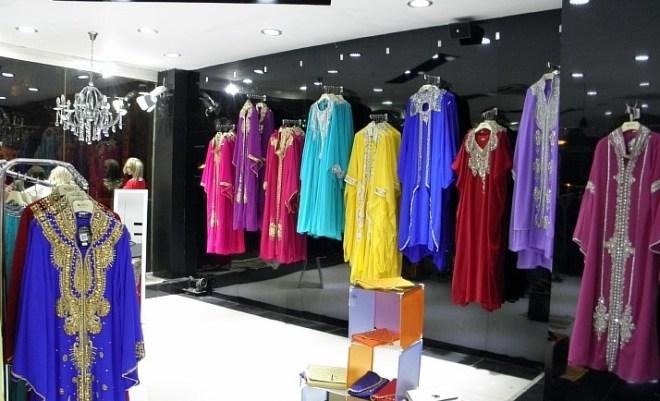 Одежда из Туниса