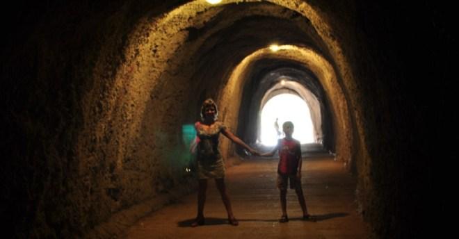 Тоннель Рафаиловичи в Черногории