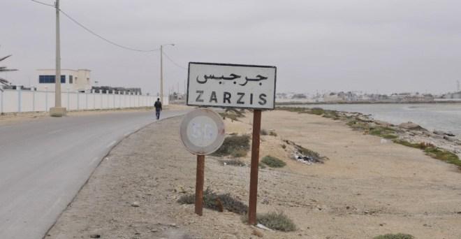 Зарзис — Тунис