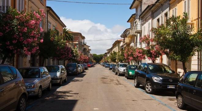 город Виареджио