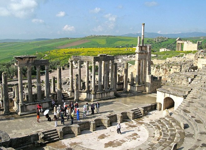 Дугга - Тунис