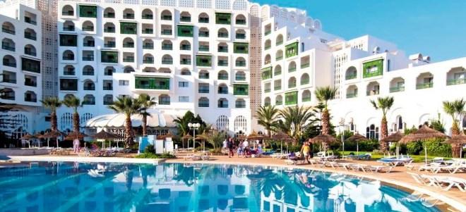 отели Туниса
