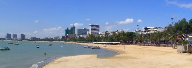 Паттайя бич в Таиланде