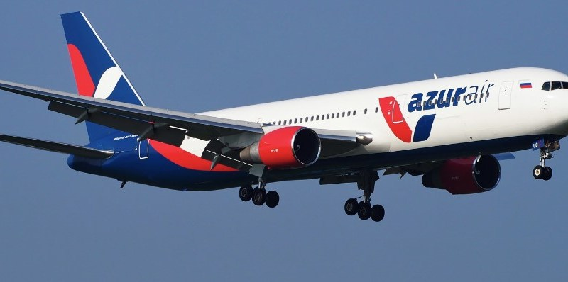 Боинг 767-300 Азур Эйр