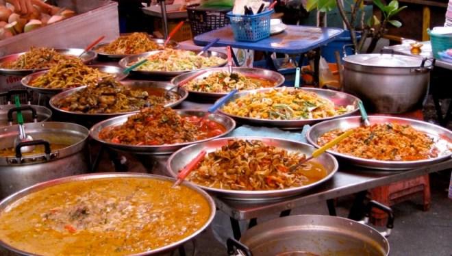 Что стоит попробовать в таиланде